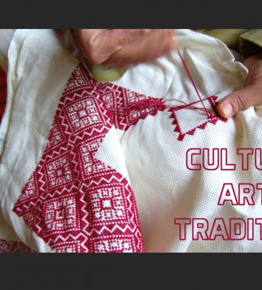 Palestinian Embroidery: Becoming Part of Contemporary Fashion